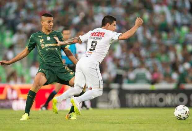 Santos vs Gallos