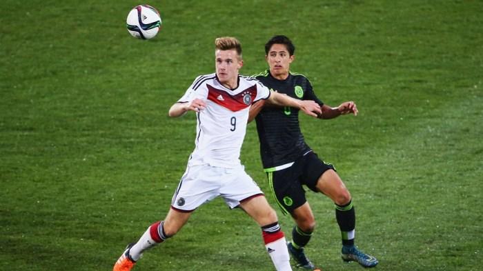 Mexico Alemania Sub 17 c