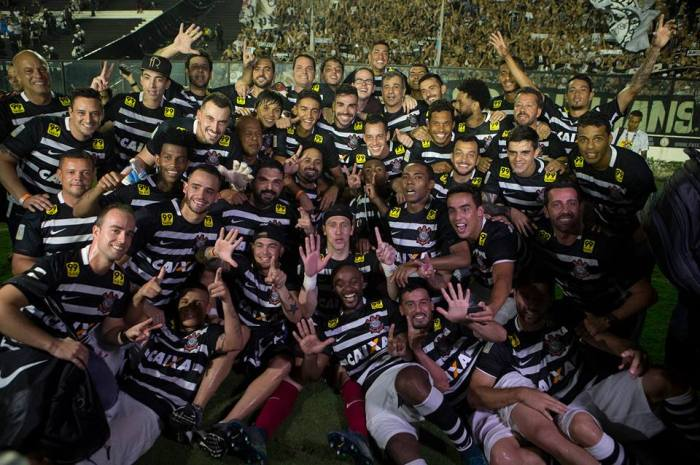 Corinthians Campeon 1