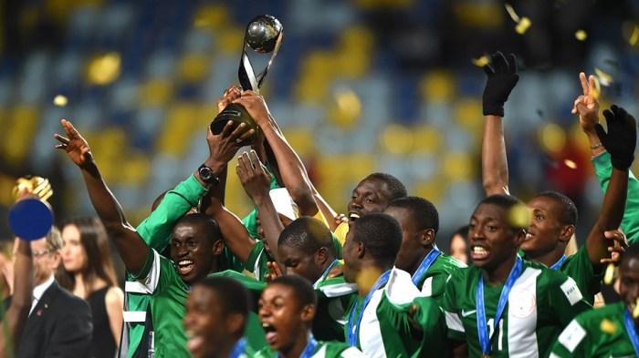 Nigeria campeon sub 17 1