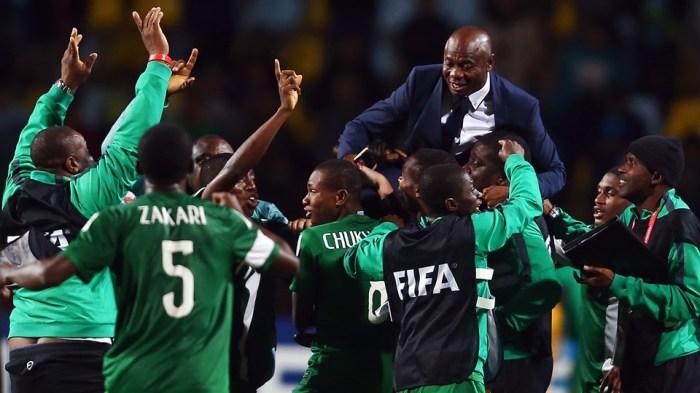 Nigeria campeon sub 17 3