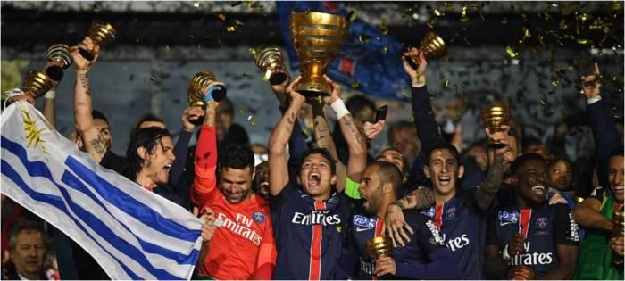PSG Copa de la Liga 2