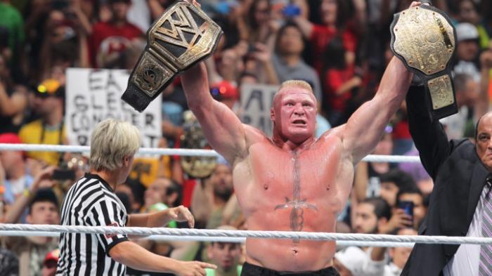 Brock Lesnar 1