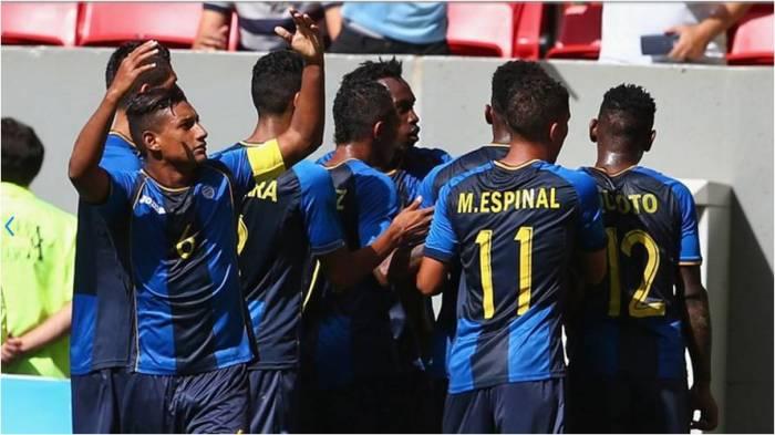 Argentina Honduras 2