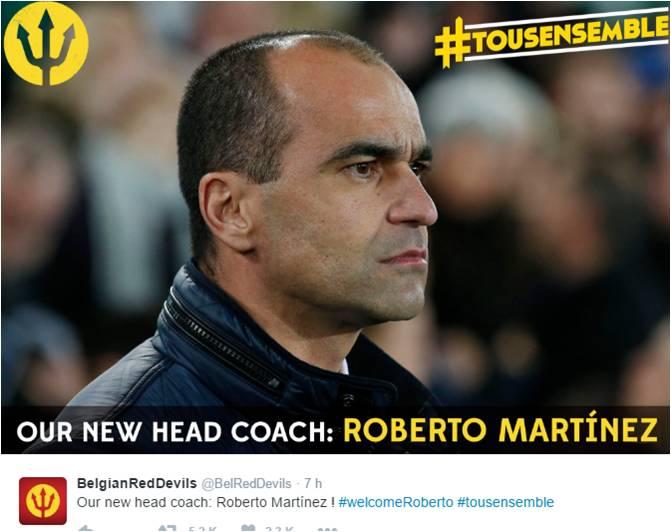 Roberto Martínez 2