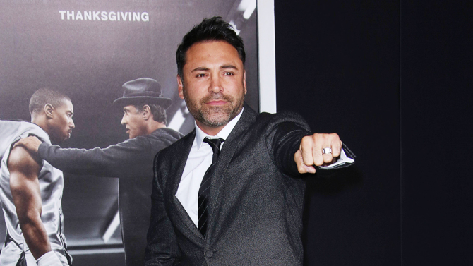 'Creed ' film premiere, Los Angeles, America - 19 Nov 2015
