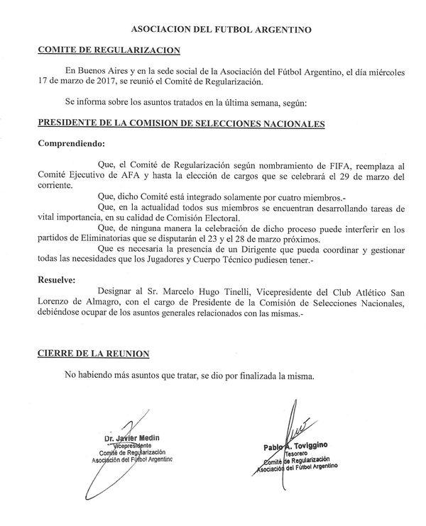 Documento-AFA-Tinelli-SF