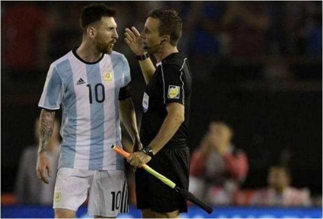 Lio Messi 1