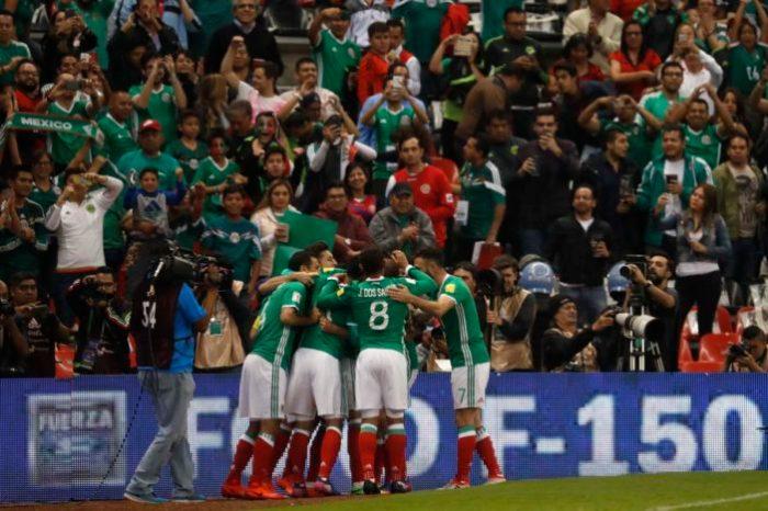 Mexico Costa Rica Soccer WCup