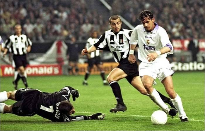 Real Madrid Juventus 1