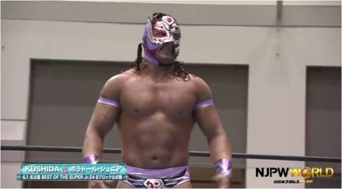 Volador Jr NJPW 3