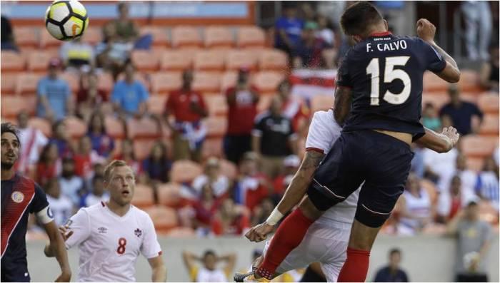 Costa Rica vs Canadá 1