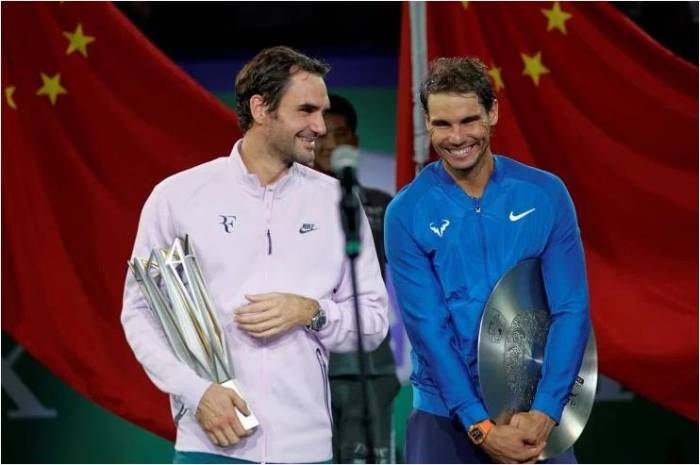 Federer Nadal 1