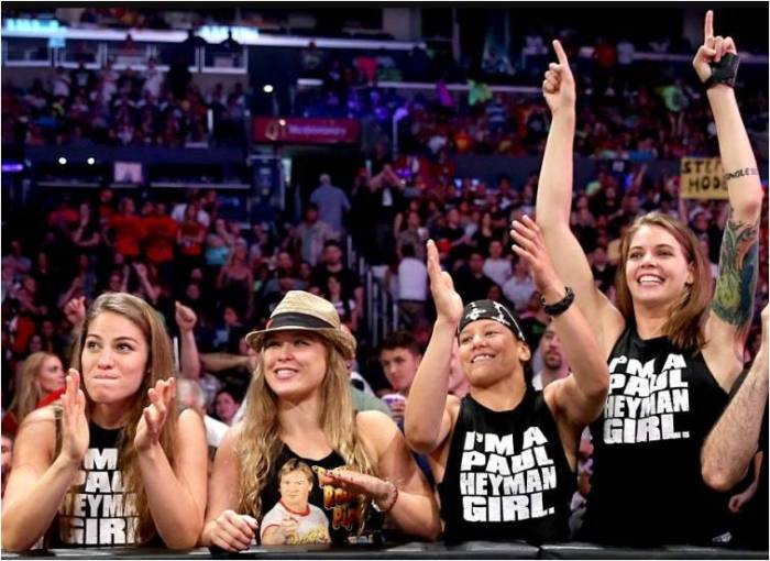 WWE horsewomen 2