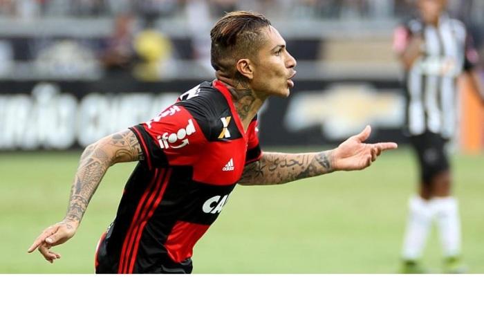 Paolo Guerrero Flamengo 1