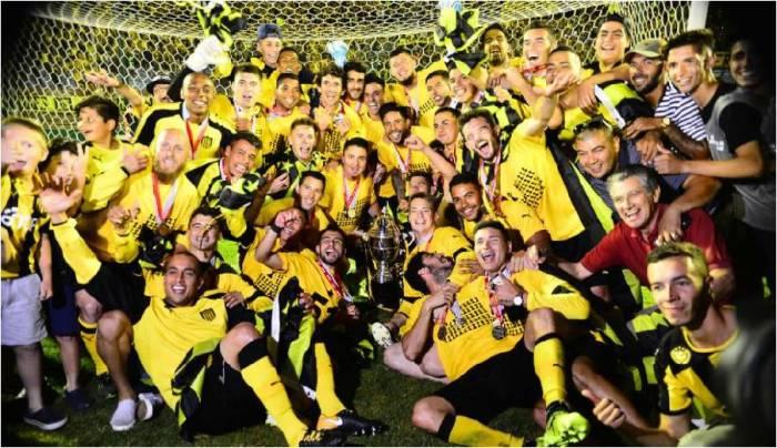 Peñarol campeon 2