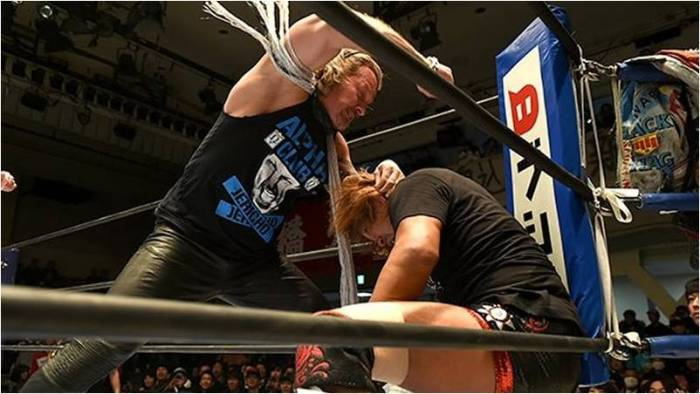 Jericho NJPW 2