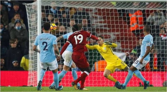 Liverpool Manchester City 3