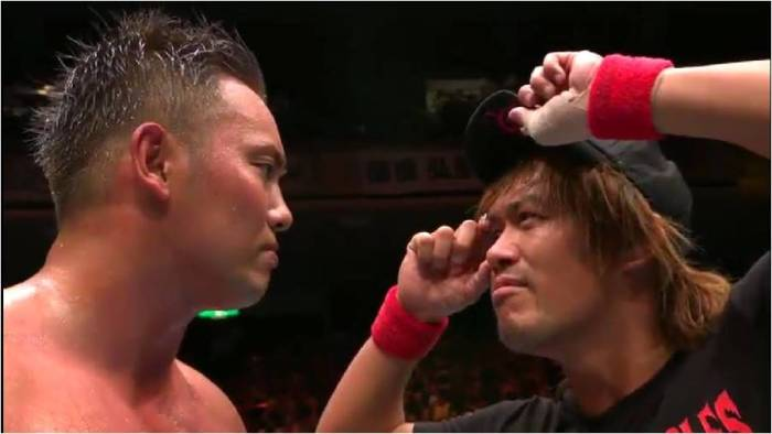 Wrestle Kingdom 12 1