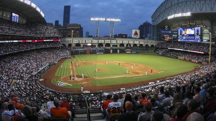 MLB: New York Yankees at Houston Astros